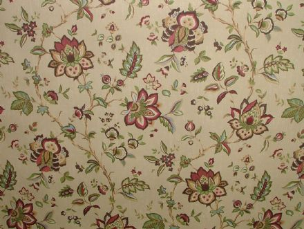 Ashley Wilde WILTON Chintz FLORAL Curtain /Upholstery /Soft Furnishing Fabric